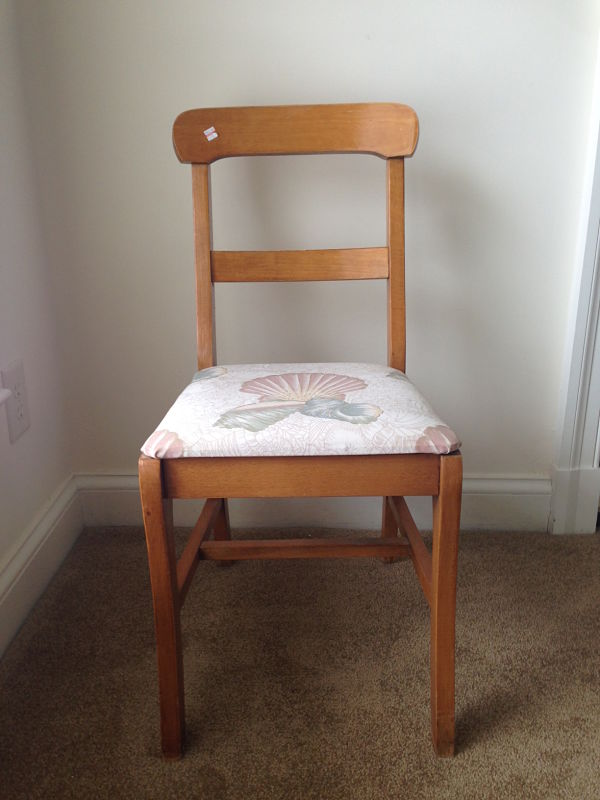 Diy Chair Upholstery Tilley S Threads