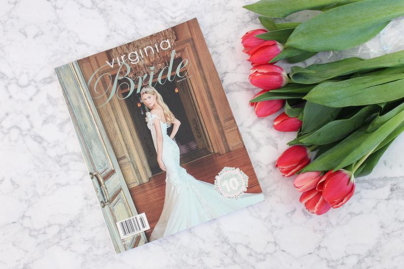 Virginia bride magazine