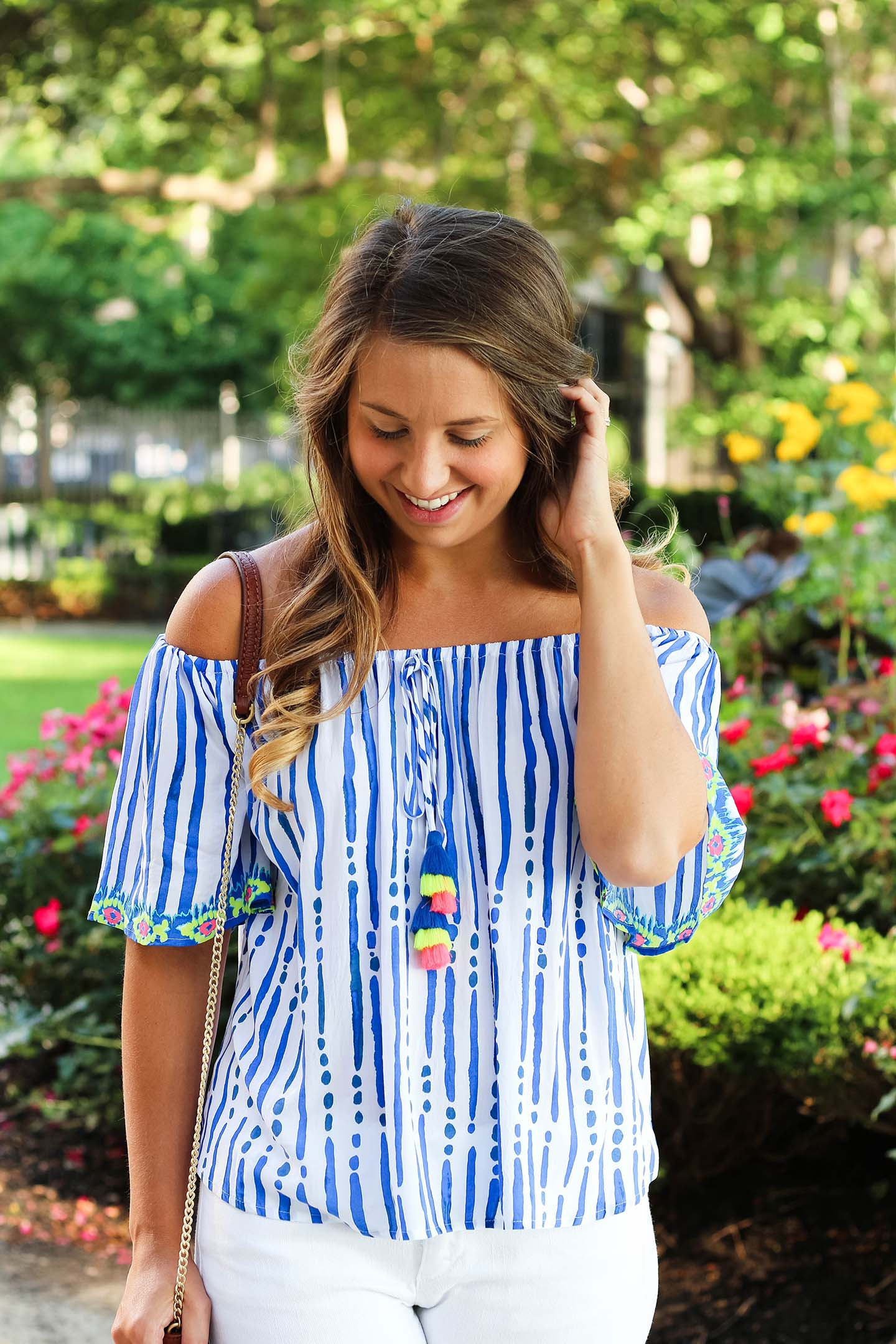 Off the Shoulder Lilly